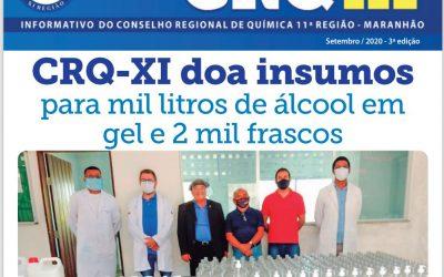 Jornal CRQ11 Setembro / 2020 – 3ª edição