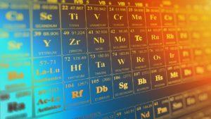 150 anos da Tabela Periódica, um ano a ser comemorado