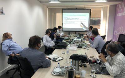 CRQ-11 participa de reunião do CRIG sobre Agenda Legislativa